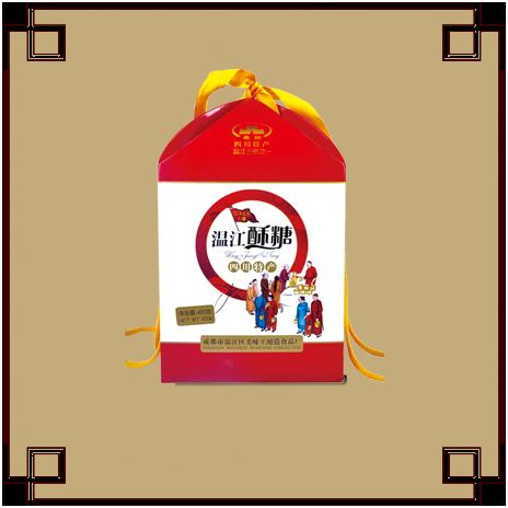 蜀国牌温江酥糖400g