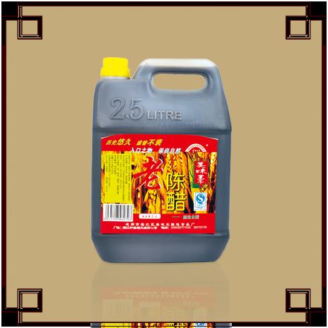 美味王子老陈醋2.5L